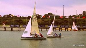 ISAF Sailing Melbourne Sailboats
